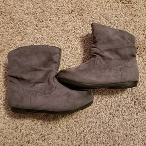 Faded Glory Toddler Girl Boots 8